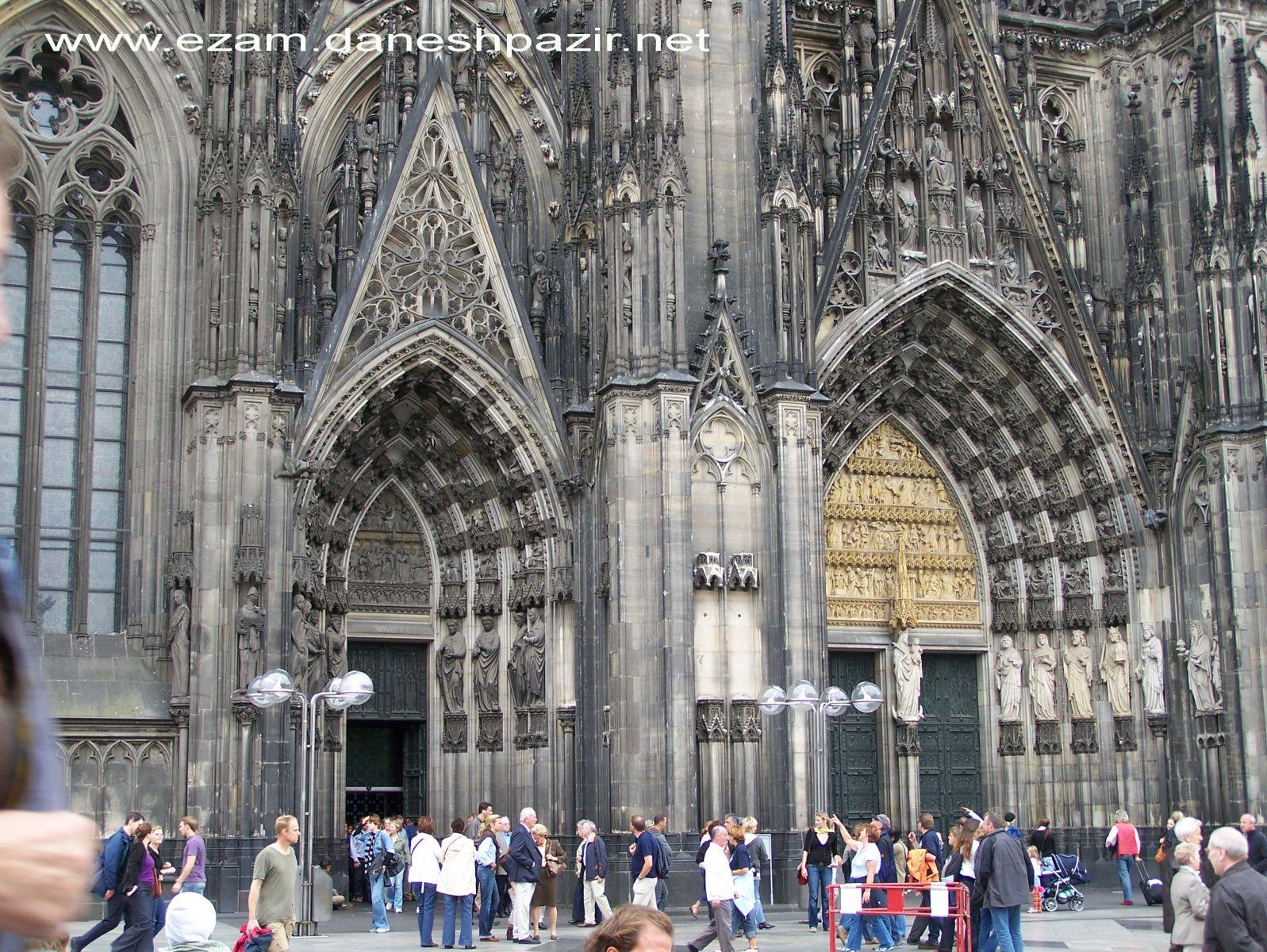 کلیسای جامع کلن-آلمان