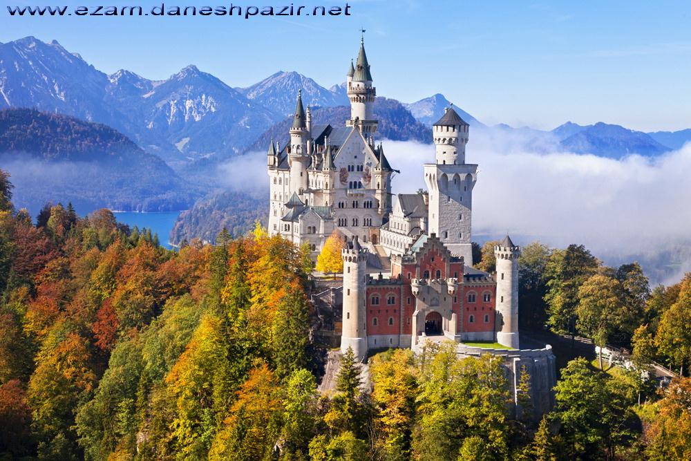 قلعه نئوشوانشتاین-آلمان