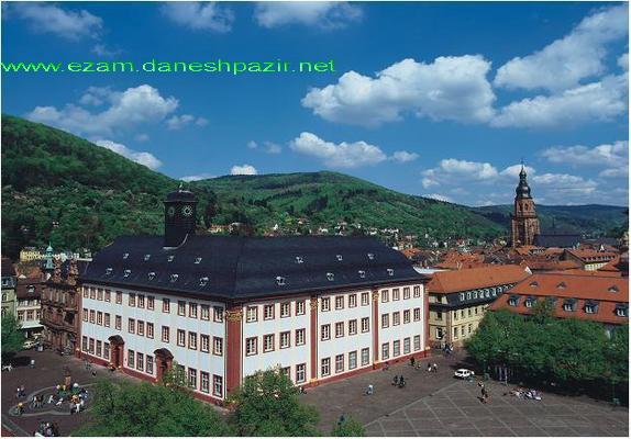 دانشگاه شهر هایدلبرگ-آلمان