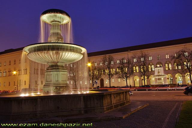 دانشگاه لودویگ ماکسیمیلیان مونیخ-آلمان